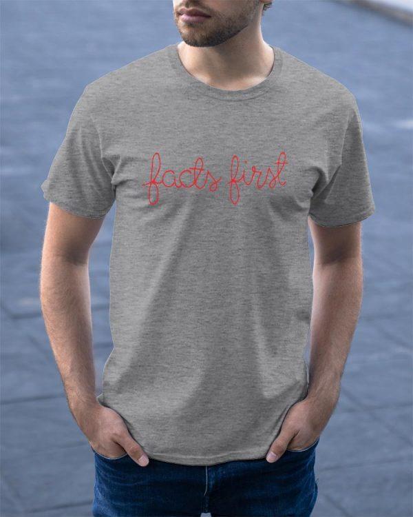 Kate Bolduan Cnn Facts First T Shirt