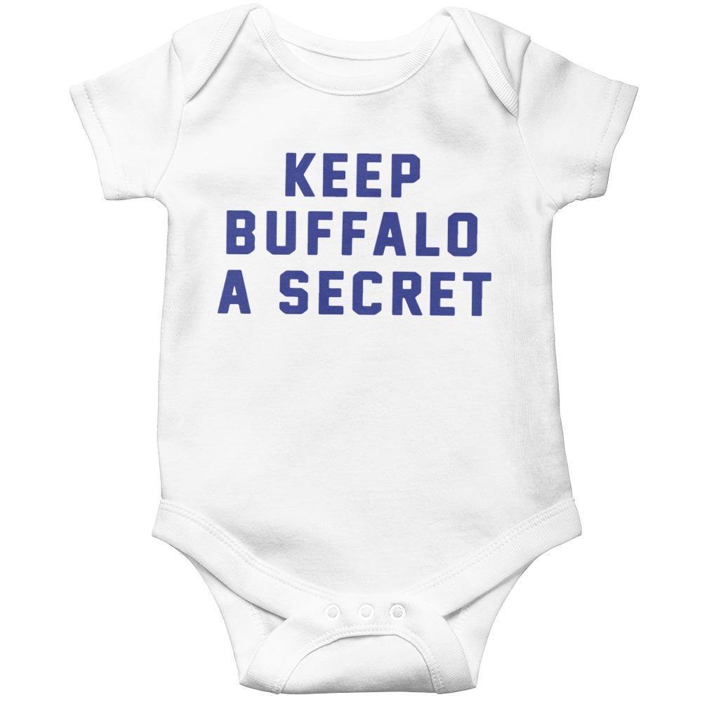 Keep Buffalo A Secret Longsleeve