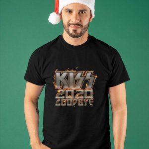 Kiss 2020 Good Bye Shirt