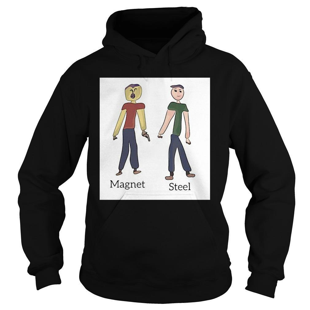 Magnet And Steel Hoodie