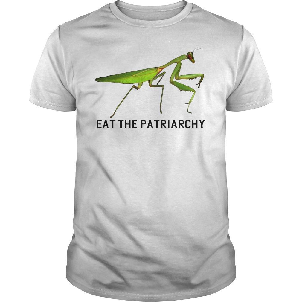 Mantis Eat The Patriarchy Longsleeve
