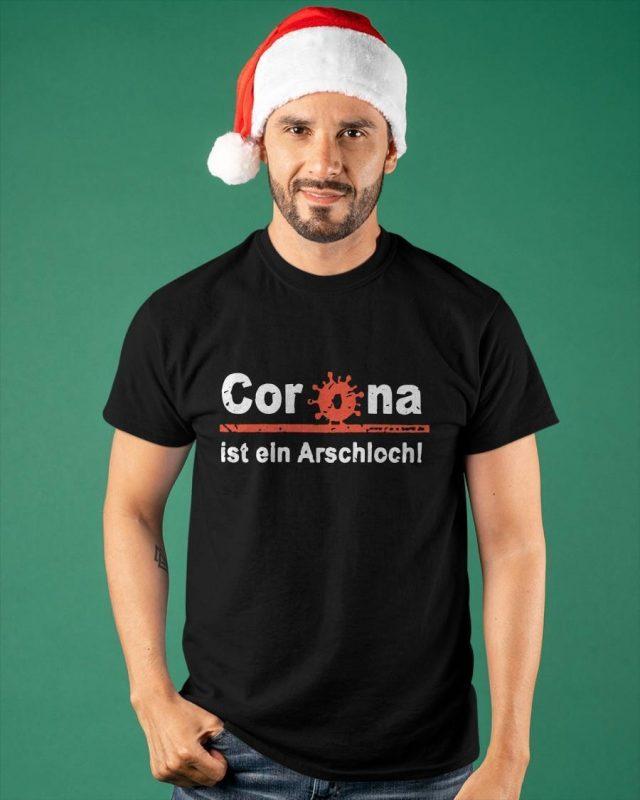 Mario Barth T Shirt Corona Ist Ein Arschloch
