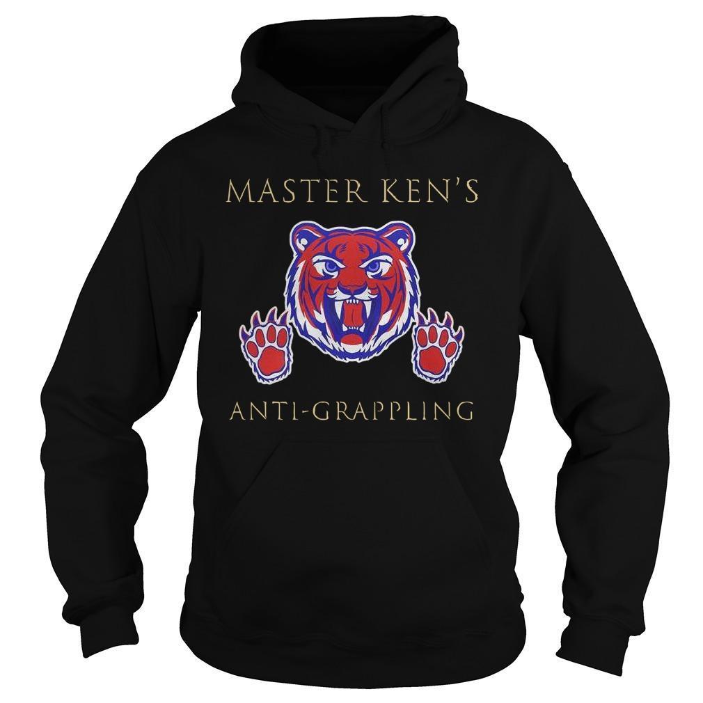Master Ken's Anti Grappling Hoodie