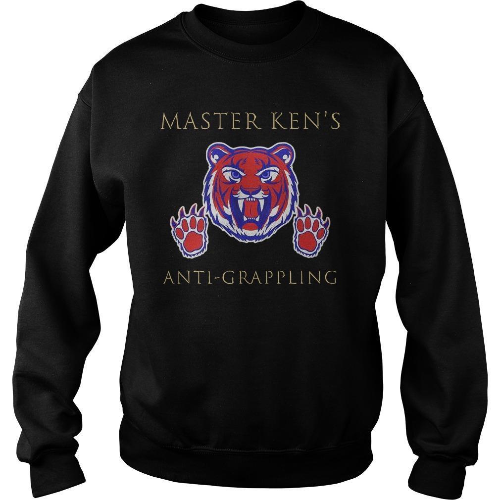 Master Ken's Anti Grappling Sweater
