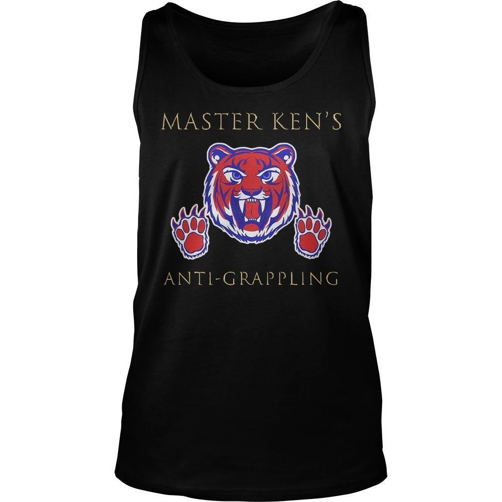 Master Ken's Anti Grappling Tank Top