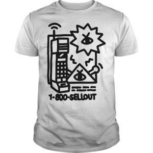 Matt Watson 1 800 Sellout Shirt