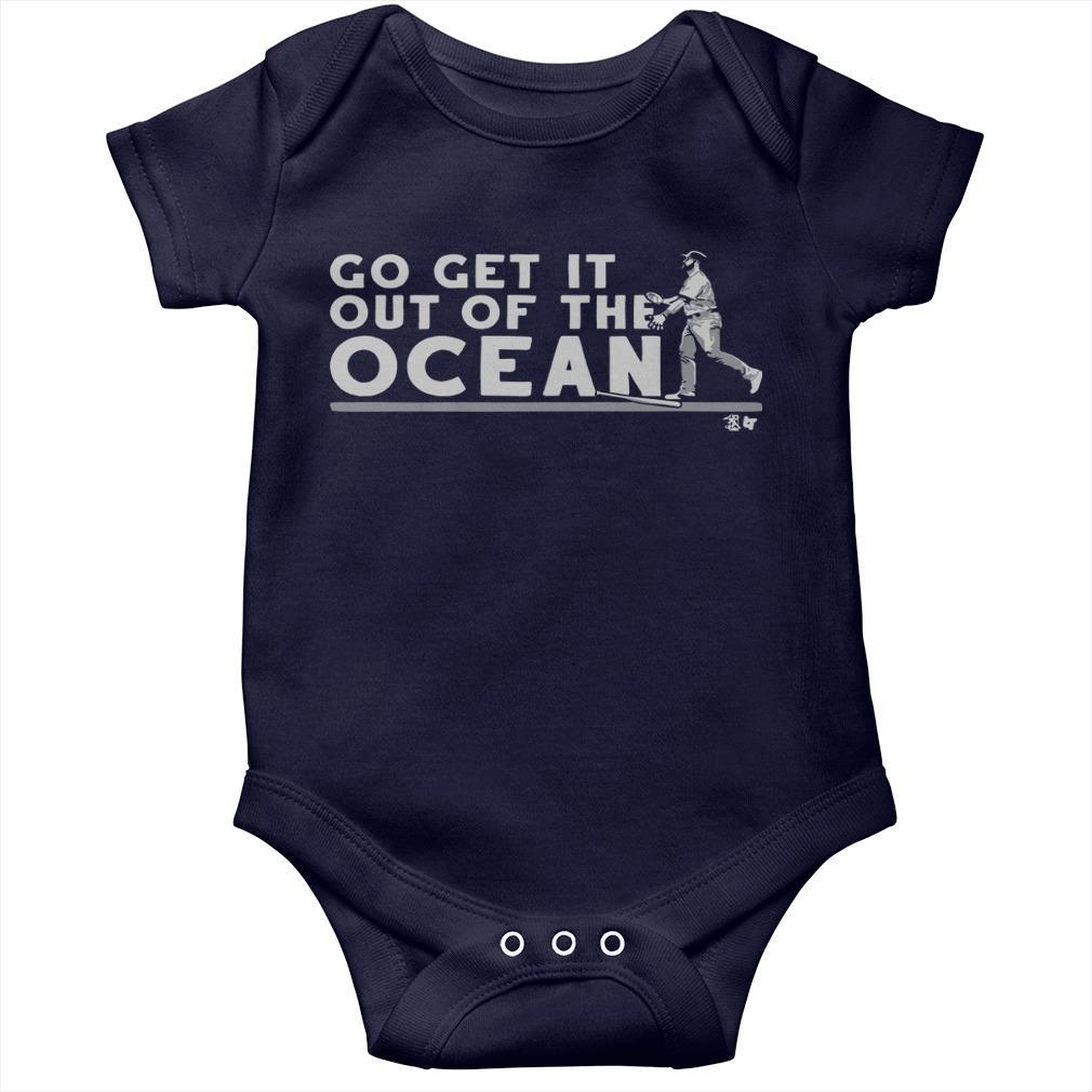 Max Muncy Go Get It Out Of The Ocean Longsleeve