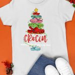 Merry Christmas Crocin Around The Christmas Tree Shirt