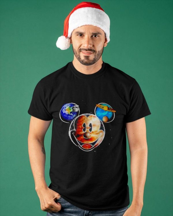 Mickey Mouse Universe Shirt