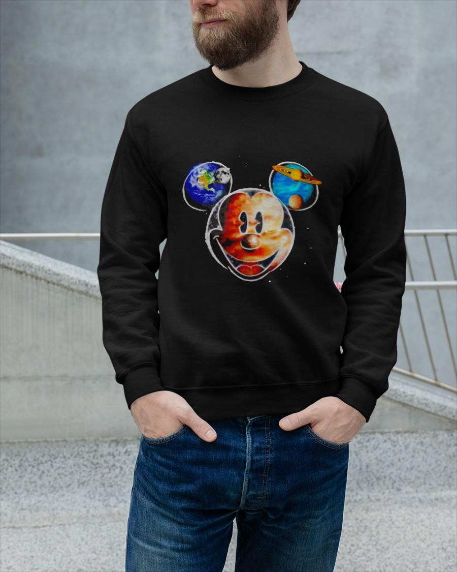 Mickey Mouse Universe Sweater
