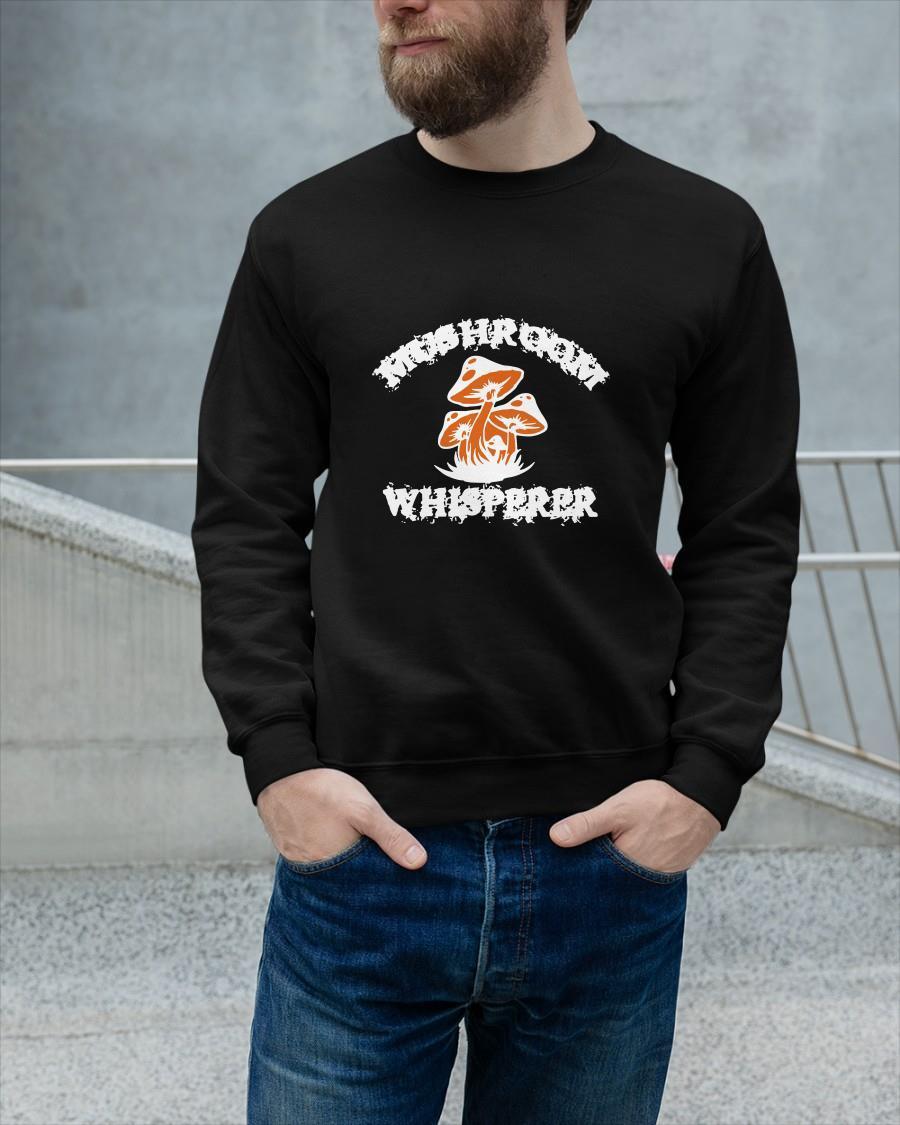 Mushroom Whisperer Sweater