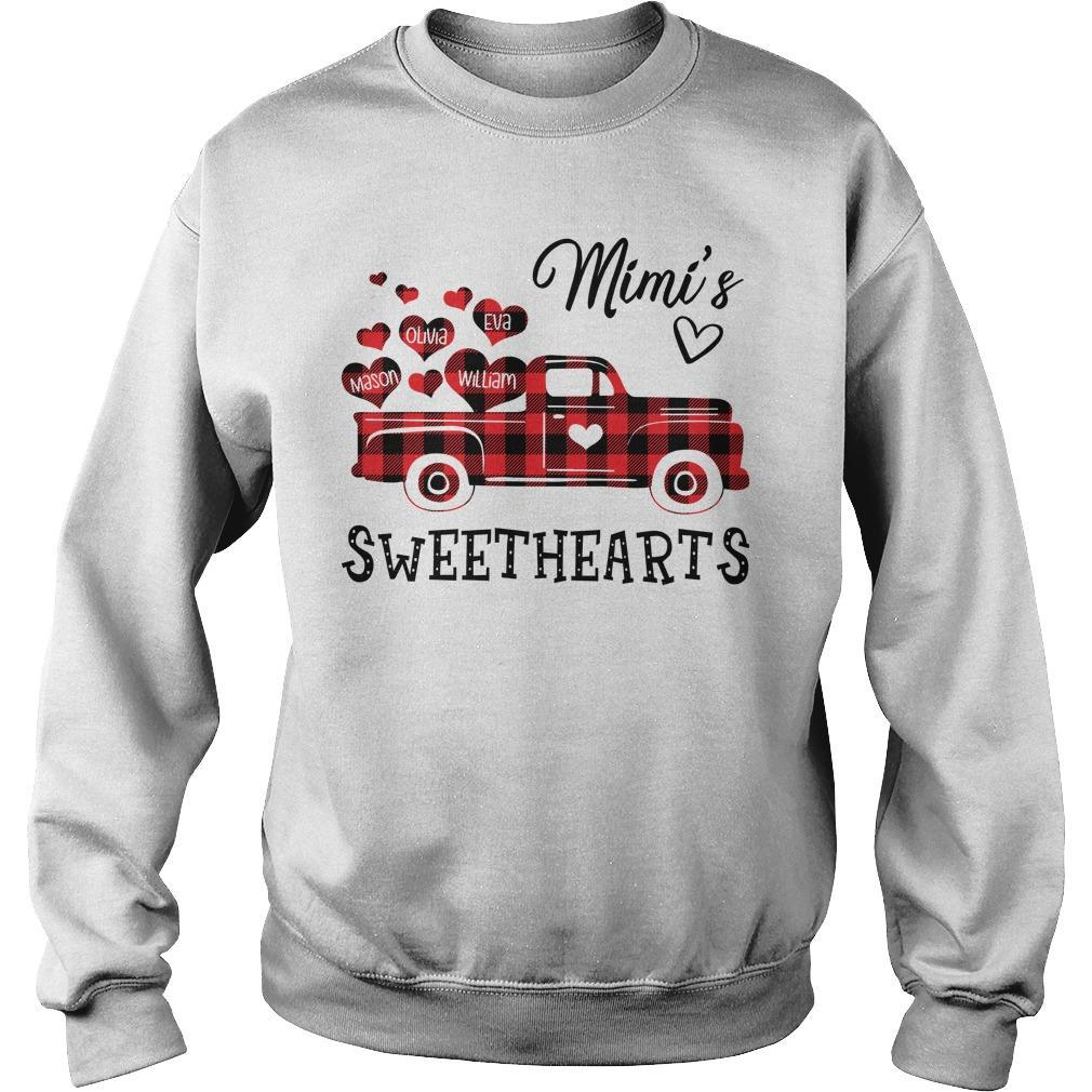 Nana's Sweethearts Sweater
