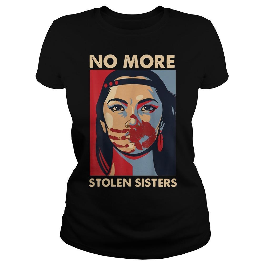 Native No More Stolen Sisters Longsleeve