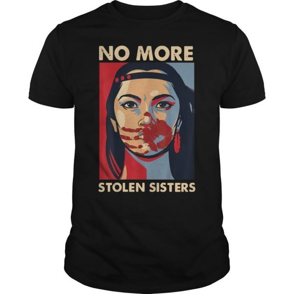 Native No More Stolen Sisters Shirt