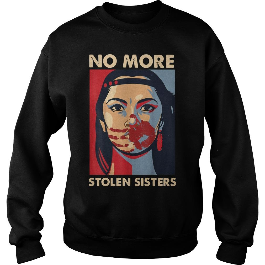 Native No More Stolen Sisters Sweater