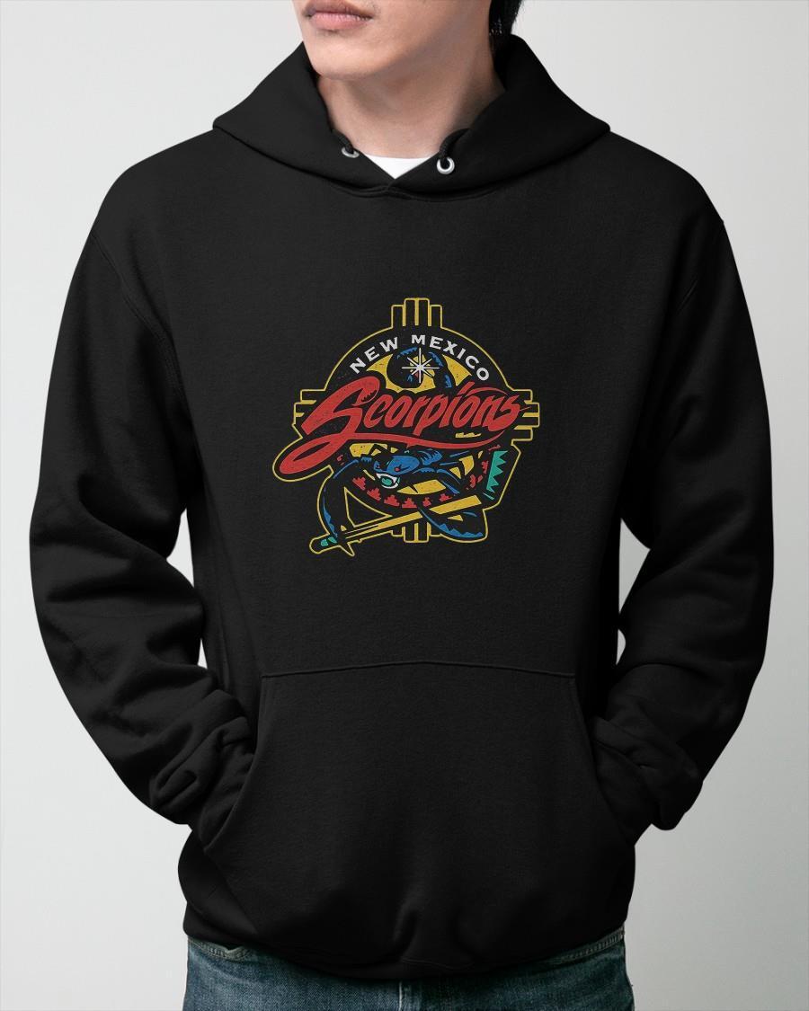 New Mexico Scorpions Hoodie