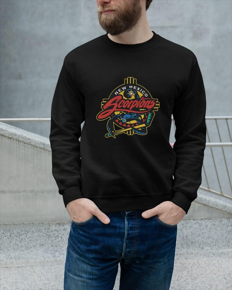 New Mexico Scorpions Sweater