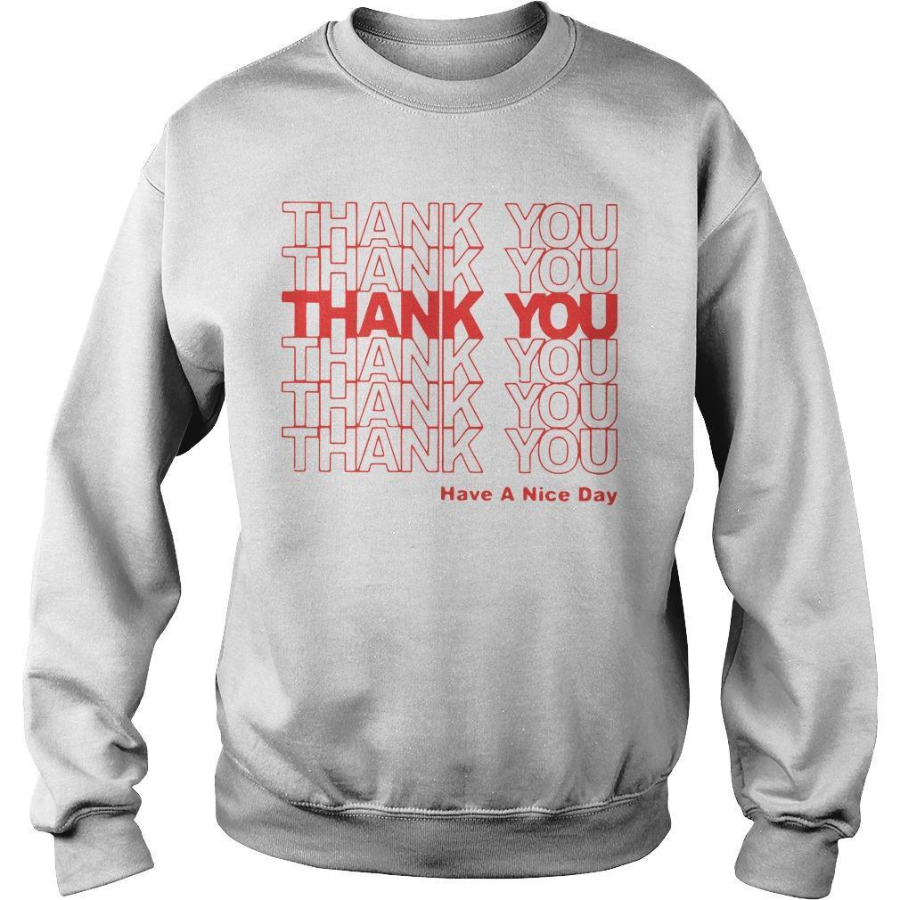Nice Thanks Sweater