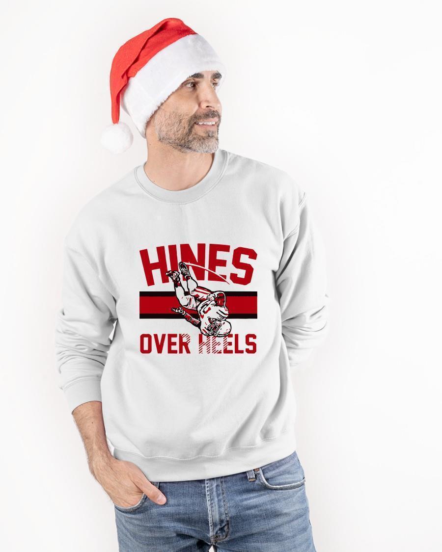 Nyheim Hines Over Heels Sweater
