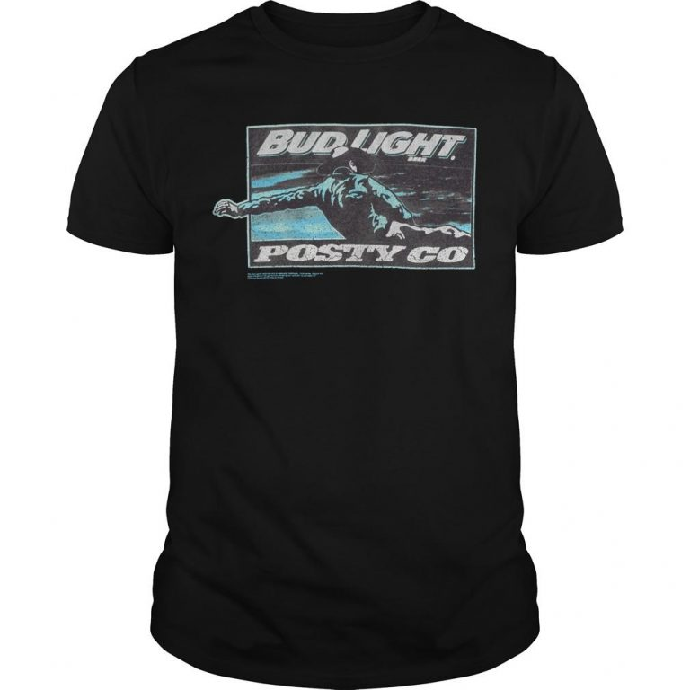 Post Malone Bud Light Posty Co Shirt