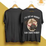 Pug I've Lost My Number Can I Have Yours Shirt
