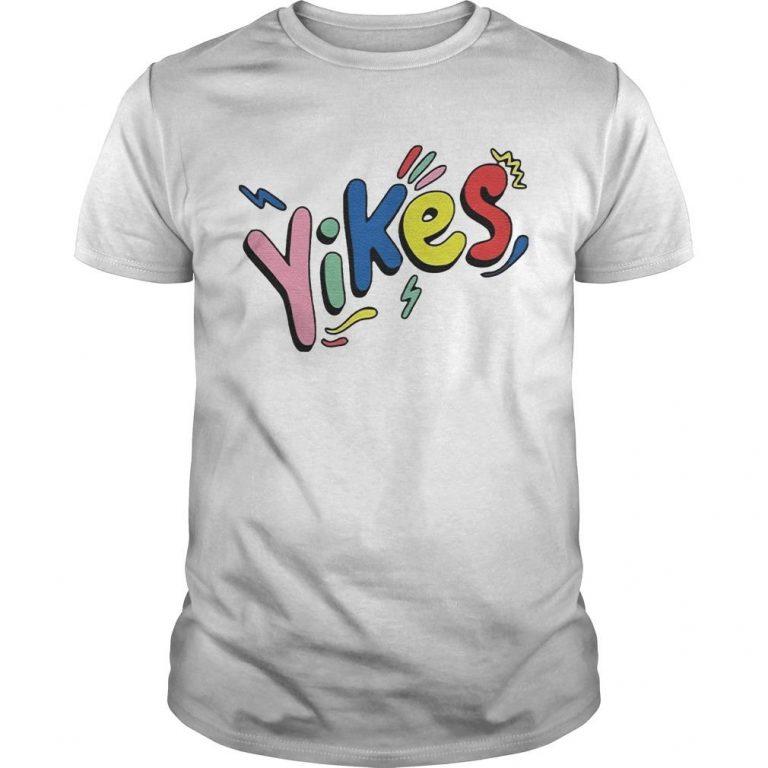 Rainbow Eddy Burback Yikes Shirt