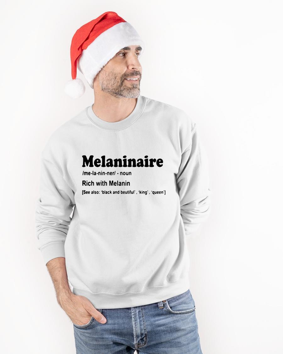 Rich With Melanin Melaninaire Sweater