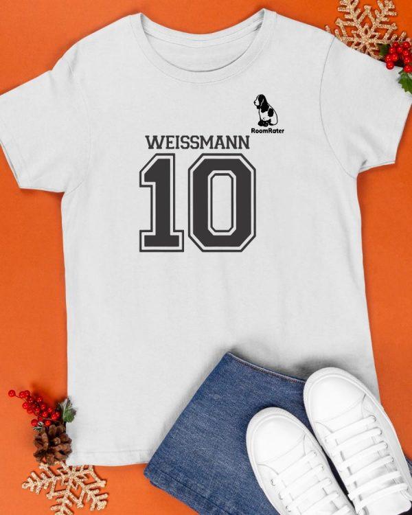 Room Rater Weissmann 10 Shirt