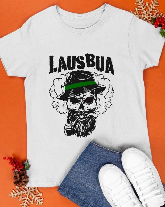 Skull Smoke Lausbue Shirt