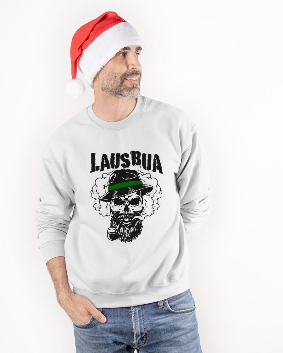 Skull Smoke Lausbue Sweater