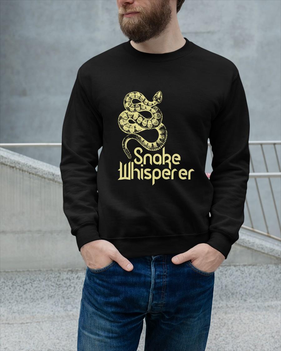 Snake Whisperer Longsleeve