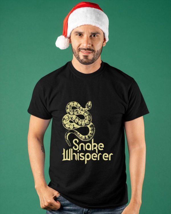 Snake Whisperer Shirt