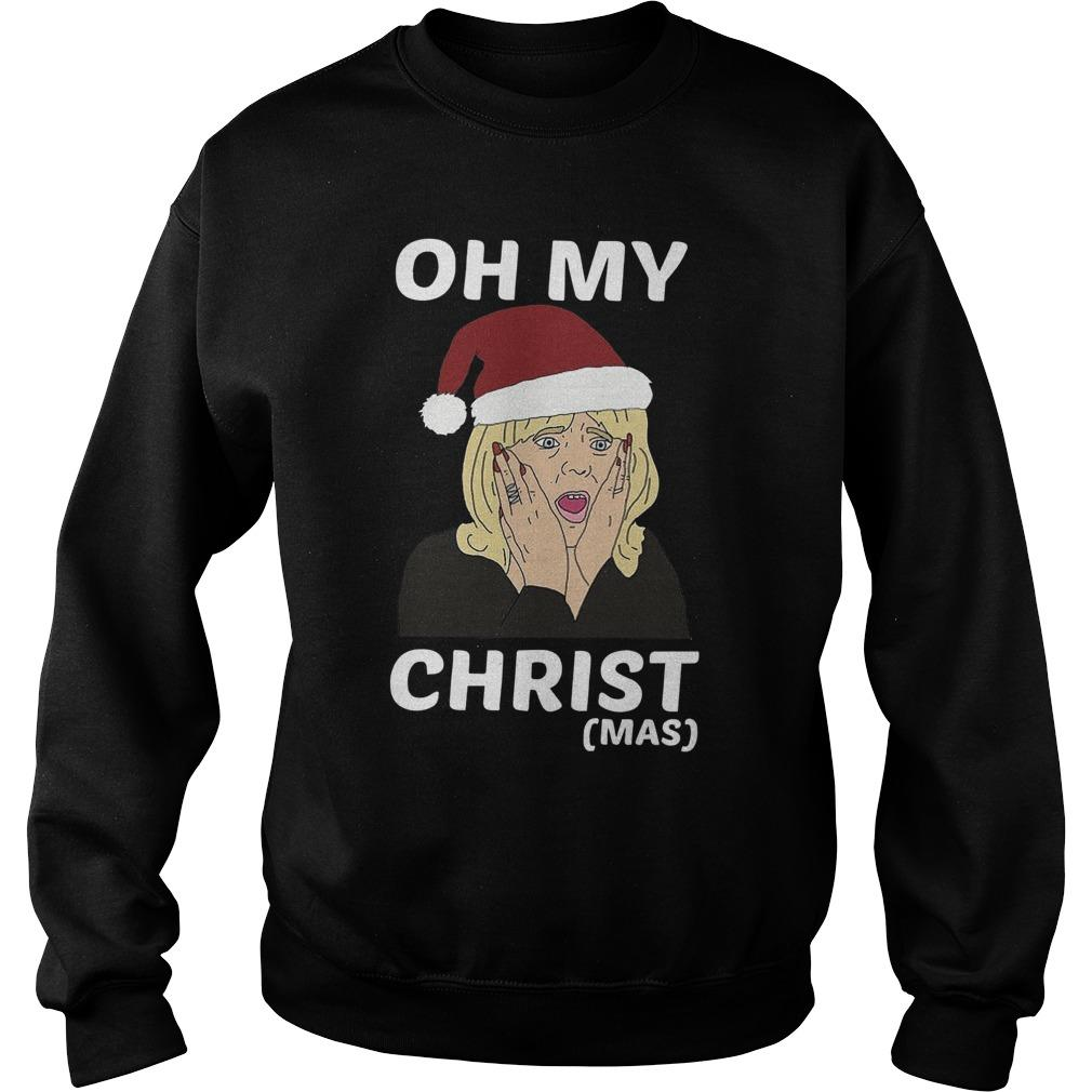 Stacey Shipman Oh My Christmas Sweater
