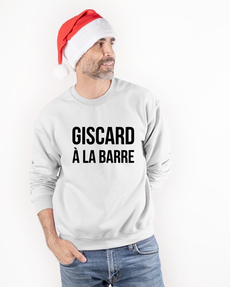 T Giscard À La Barre Longsleeve