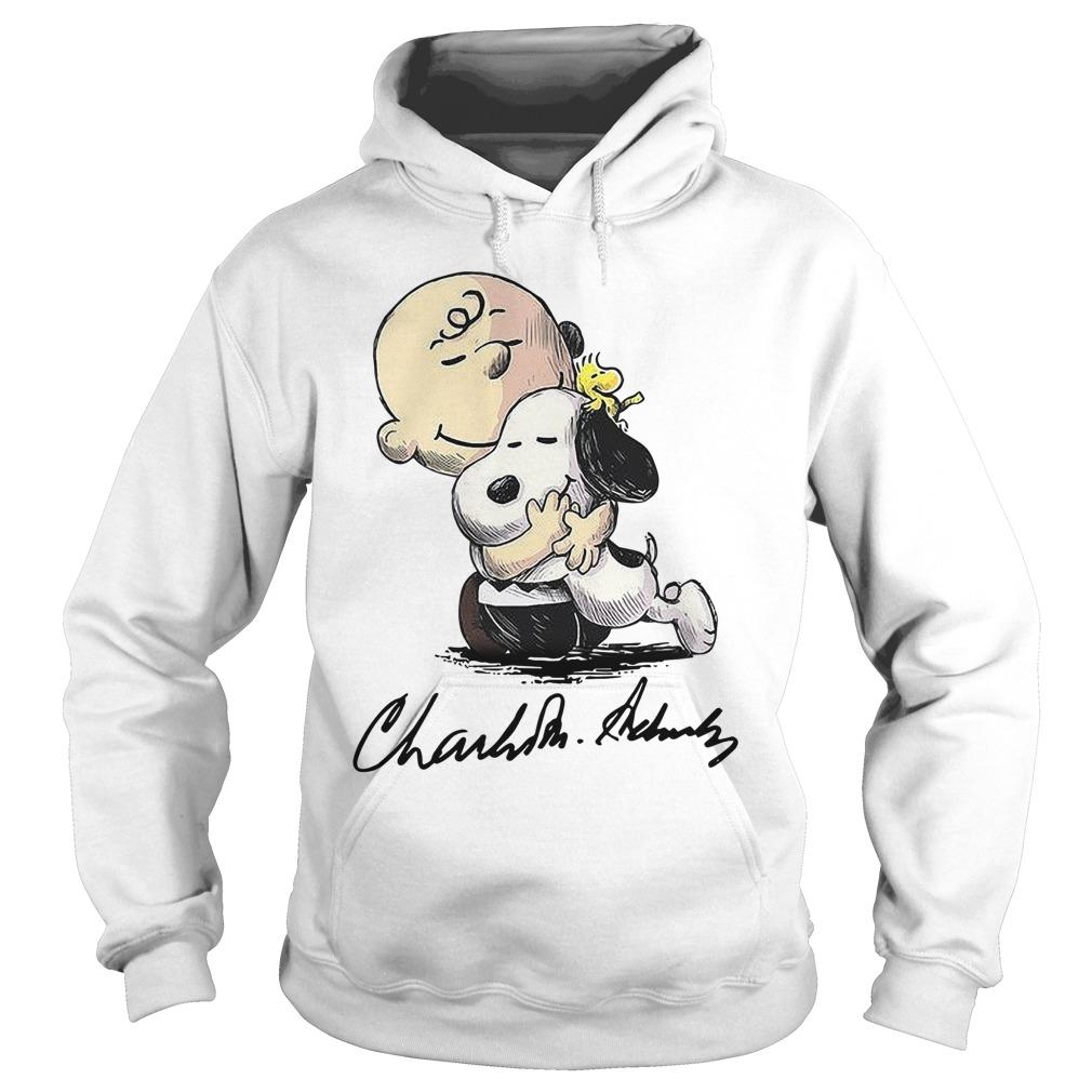 The Peanuts Snoopy Charlie Brown Hoodie
