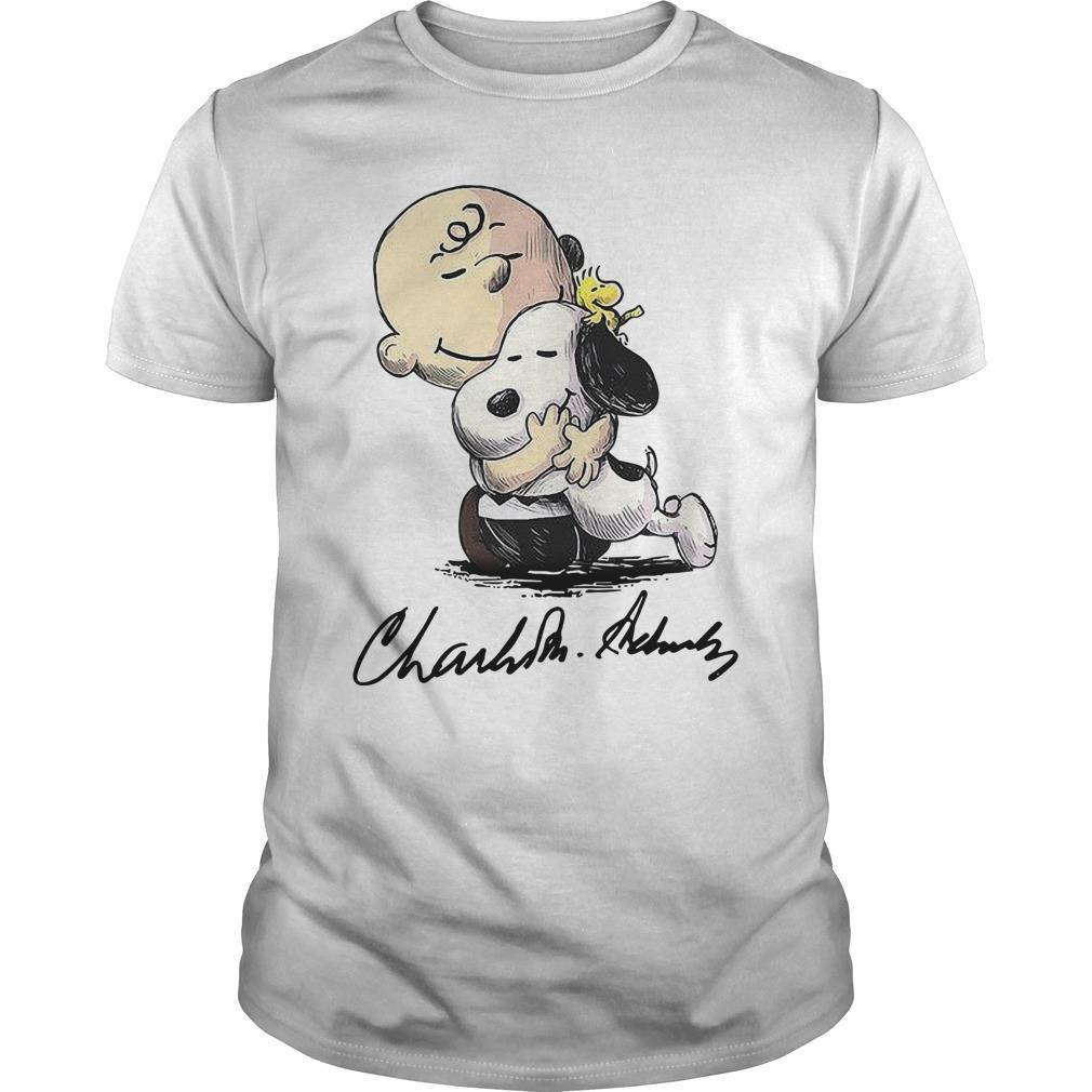The Peanuts Snoopy Charlie Brown Longsleeve
