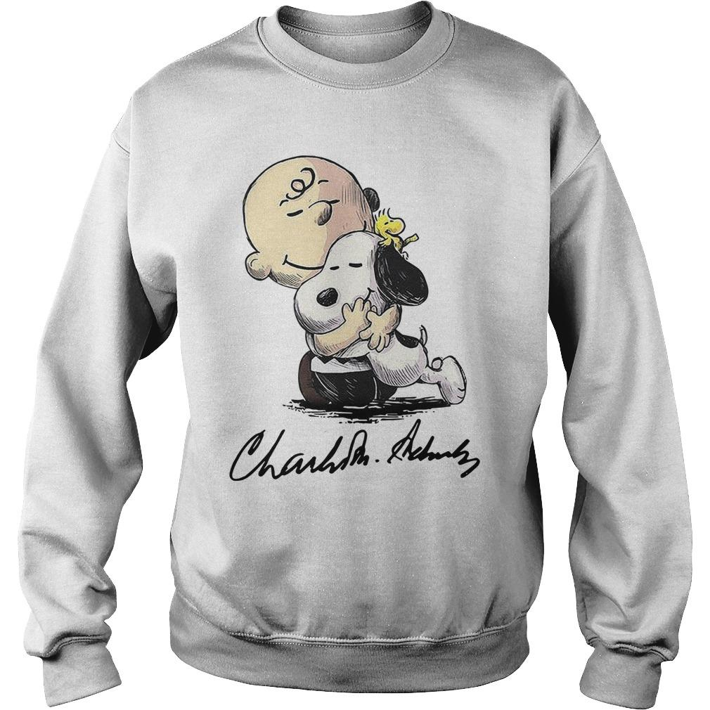 The Peanuts Snoopy Charlie Brown Sweater