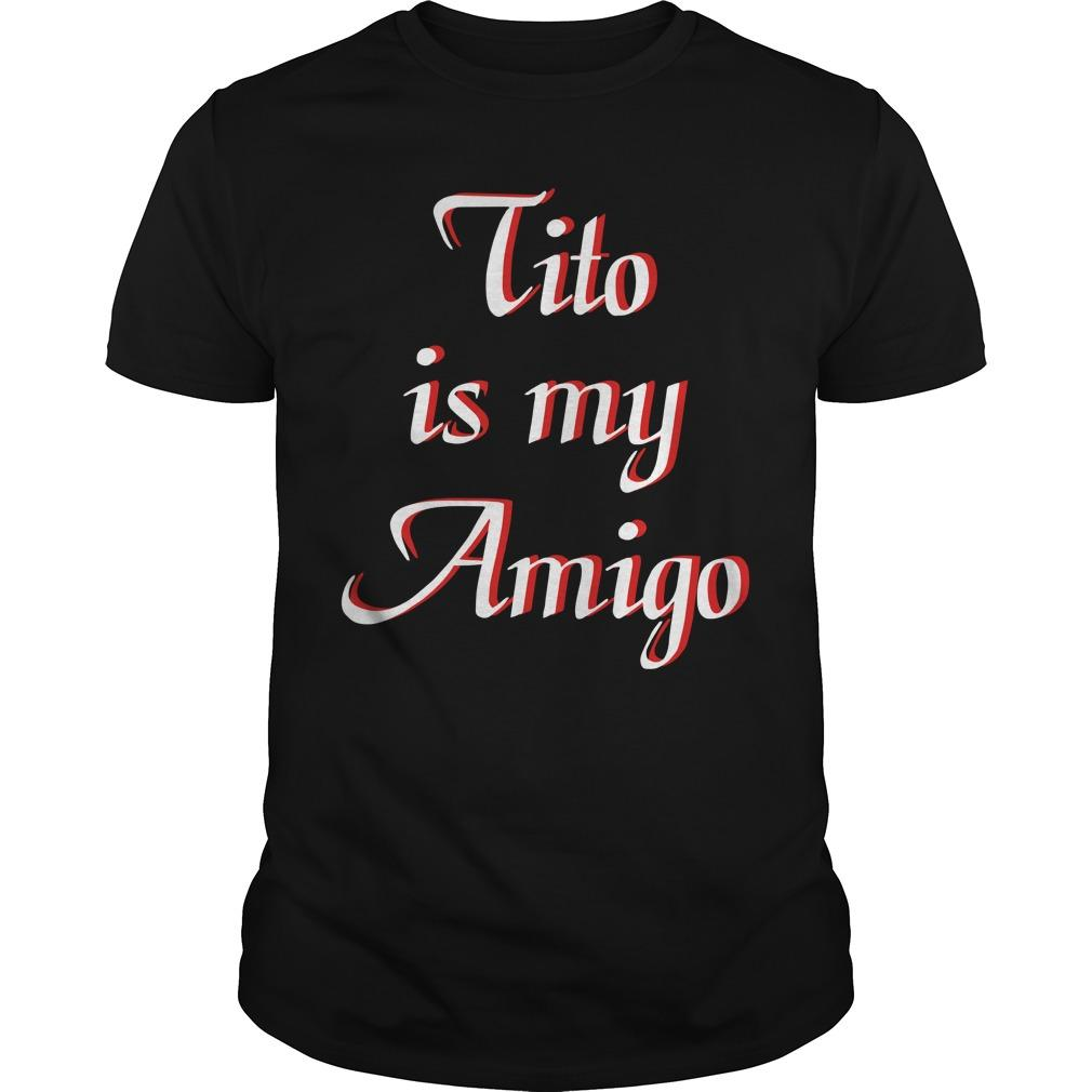 Tito Is My Amigo Longsleeve