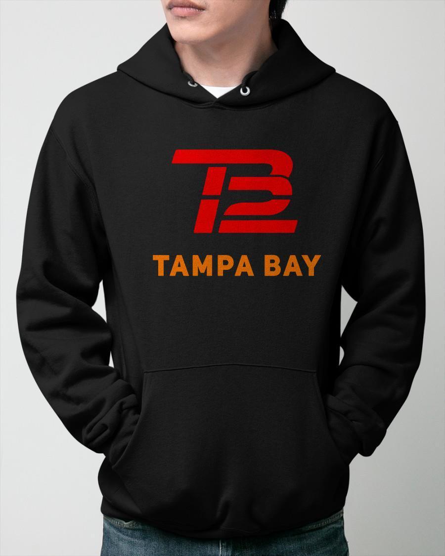Tom Brady TB12 Tampa Bay Hoodie