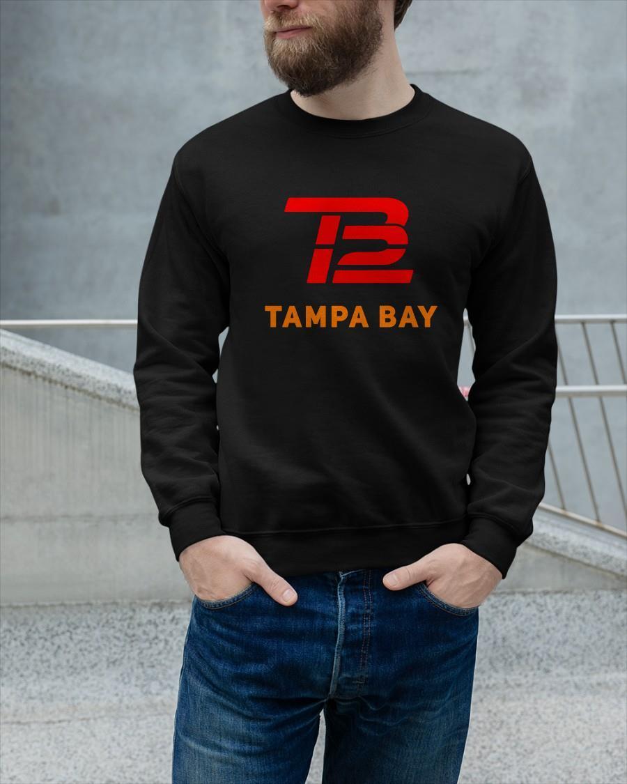 Tom Brady TB12 Tampa Bay Longsleeve