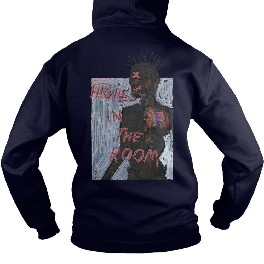 Travis Scott Highest In The Room Hoodie