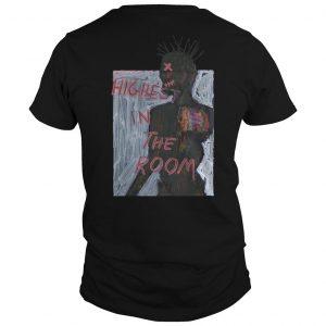 Travis Scott Highest In The Room Shirt
