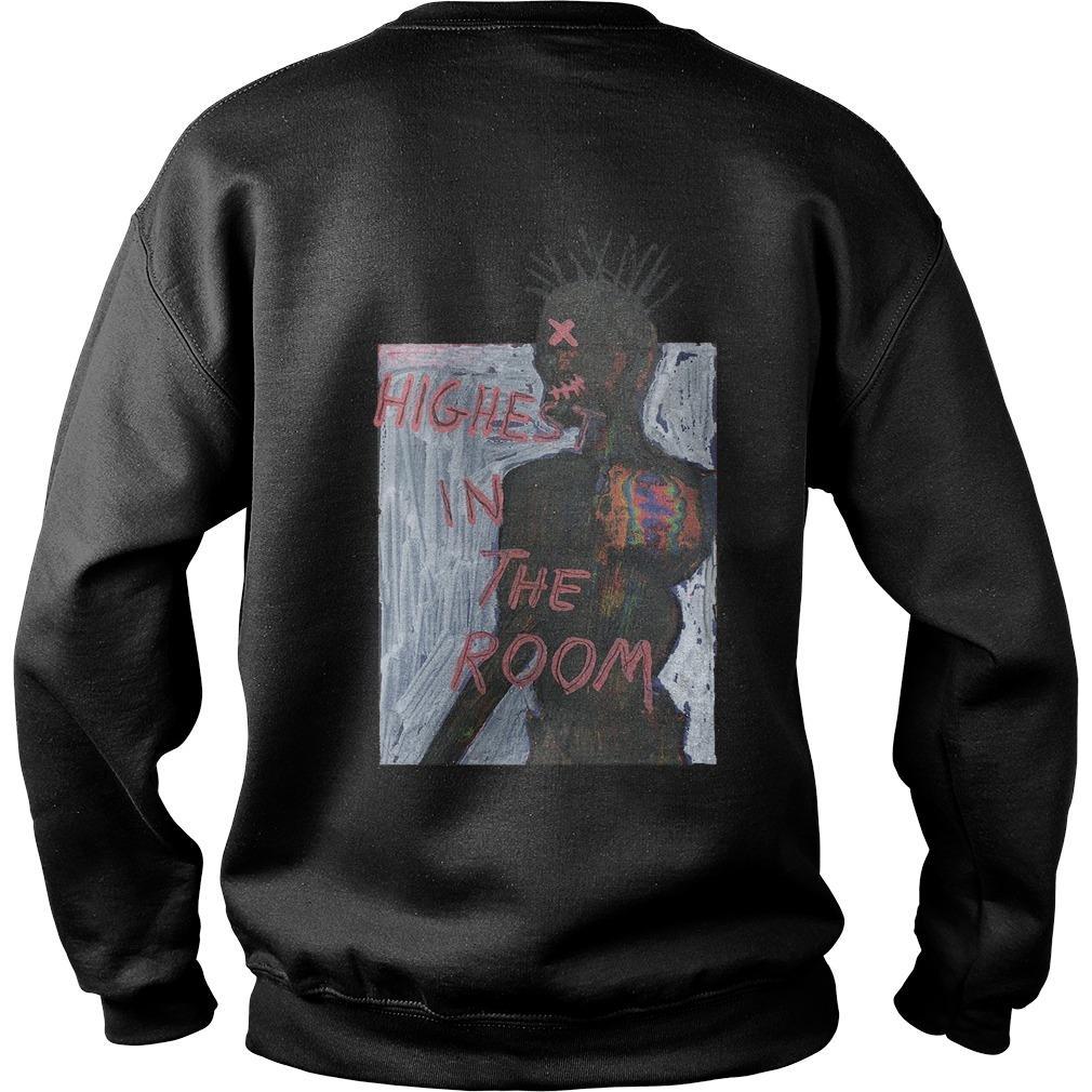 Travis Scott Highest In The Room Sweater