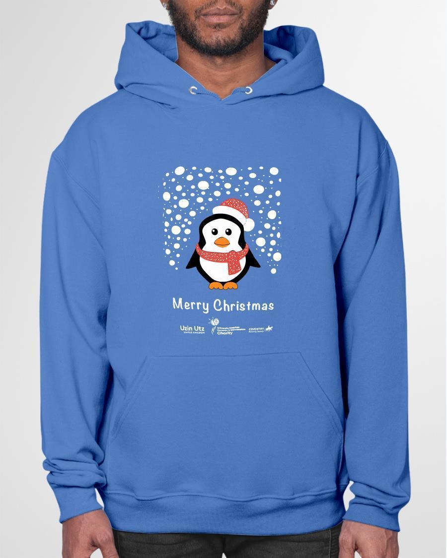 Uhcw Charity Penguin T Hoodie