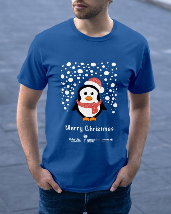 Uhcw Charity Penguin T Shirt