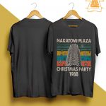 Vintage Nakatomi Plaza Christmas Party Shirt