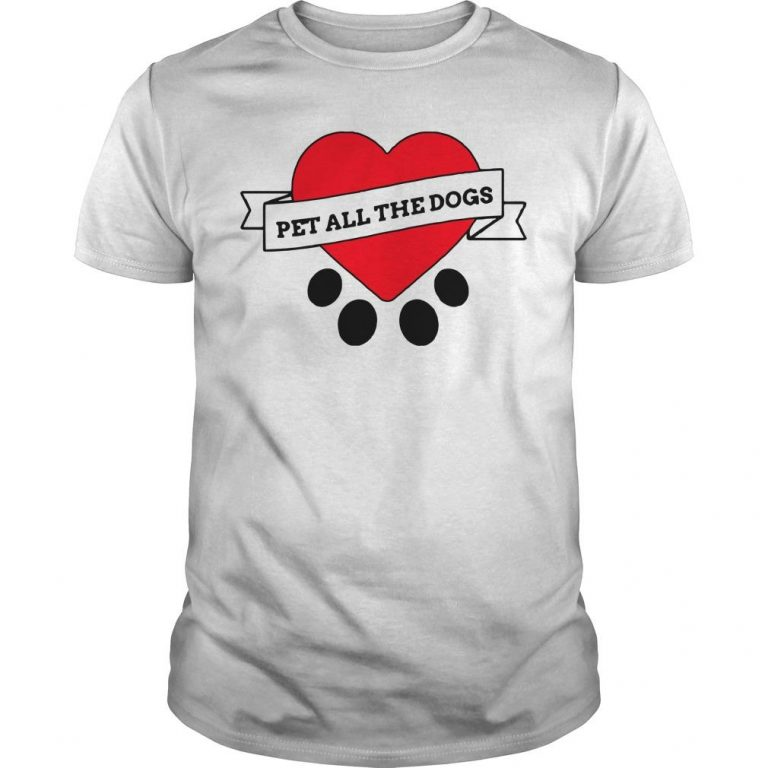 We Rate Dogs Pet All The Dogs Shirt