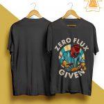 Welder Zero Flux Given Shirt