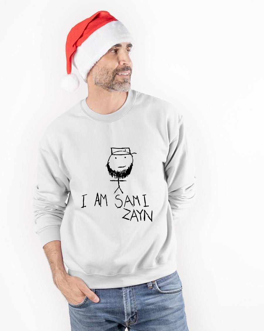Wwe I Am Sami Zayn Sweater
