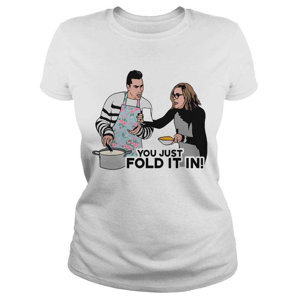 You Just Fold It In Longsleeve